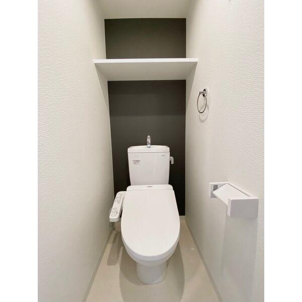 S-RESIDENCE葵II 1503号室の洗面所