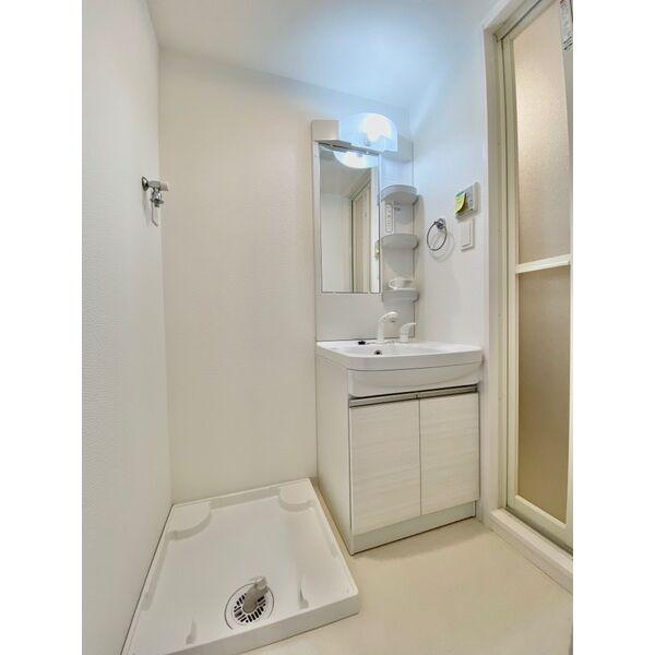 S-RESIDENCE葵II 1503号室のトイレ