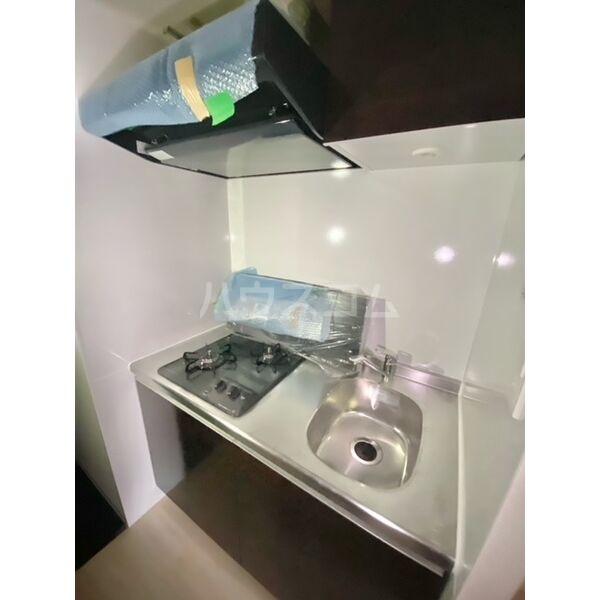 S-RESIDENCE葵II 1507号室のキッチン