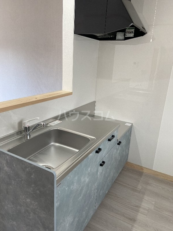イースト229 202号室のキッチン
