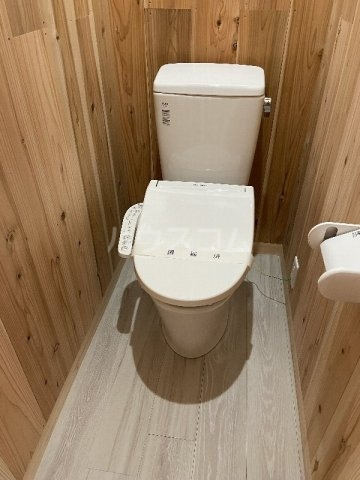 イースト229 202号室のトイレ