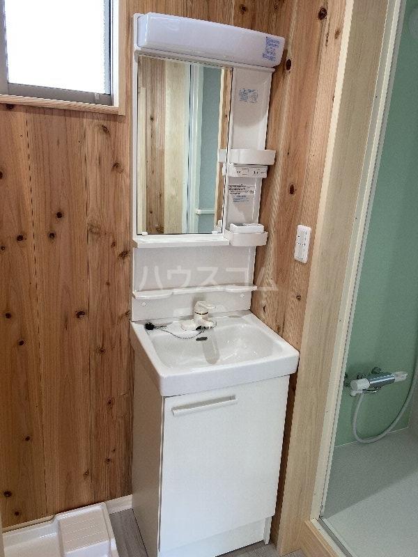イースト229 202号室の洗面所