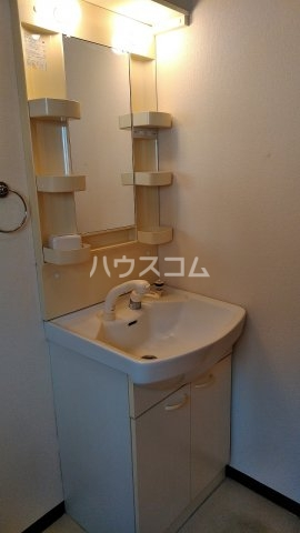 パークヒルサカイB 202号室の洗面所