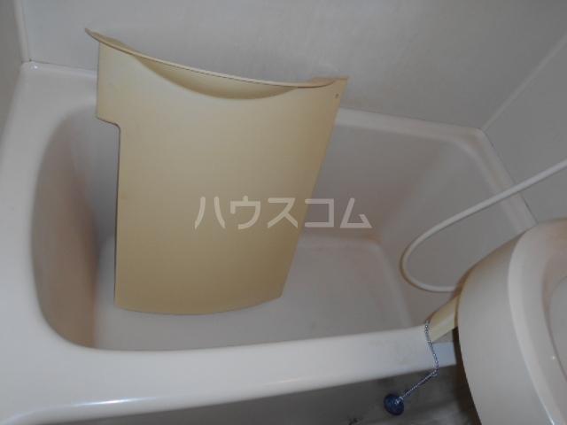 日神パレス戸塚 318号室のトイレ