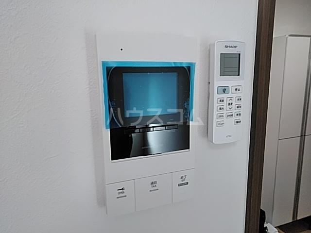 クレストール綾瀬 202号室のセキュリティ