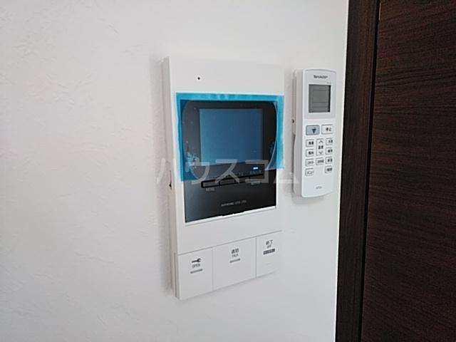 クレストール綾瀬 303号室のセキュリティ