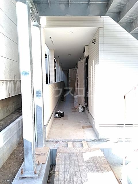 (仮称)コルサ世田谷 106号室の地図