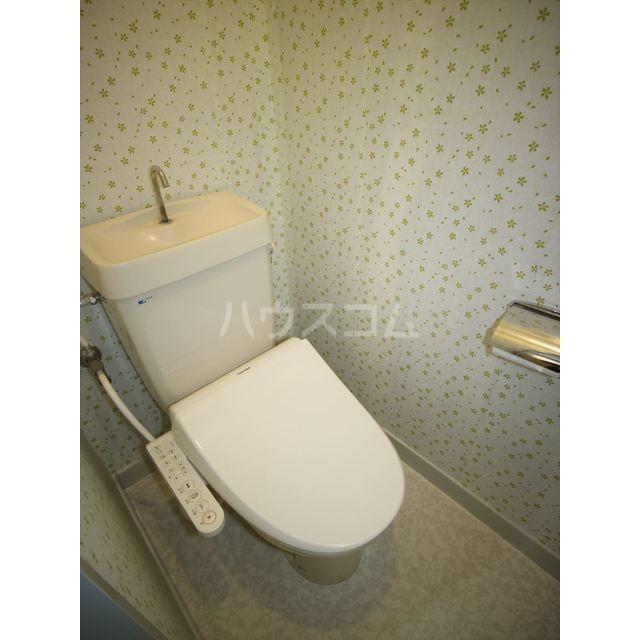 エスポアール佐鳴台 101号室のトイレ