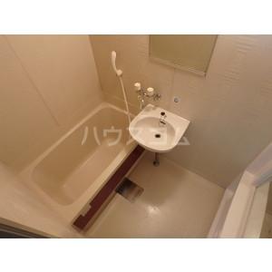 城南ビレッジ 203号室の風呂