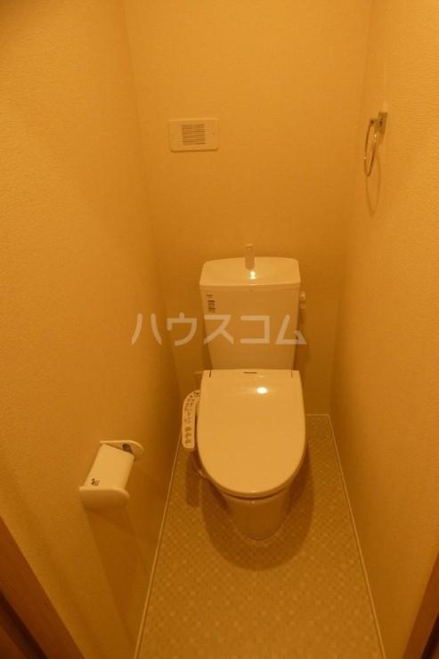 メゾンさくら 101号室のトイレ