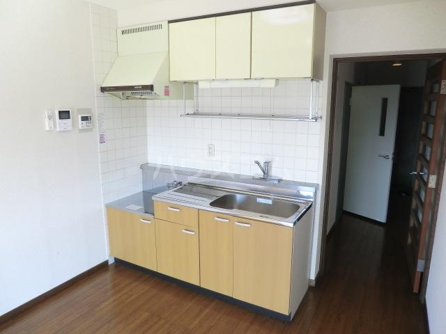 国立アーバンヒル 103号室のキッチン