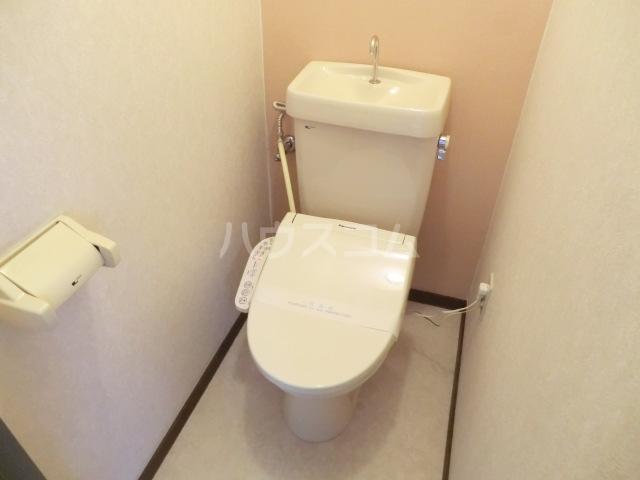 国立アーバンヒル 103号室のトイレ