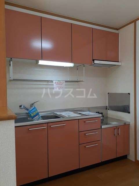 おひさま館B 02030号室のキッチン