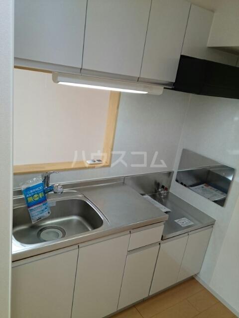 マイズ 02020号室のキッチン