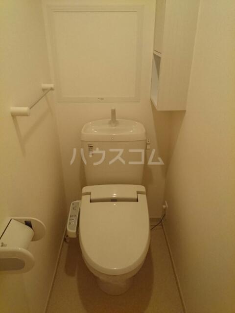 マイズ 02020号室のトイレ