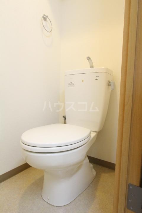 メゾンドアベニール 303号室のトイレ