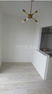 Casa TsuhaⅡ 3-B号室のリビング