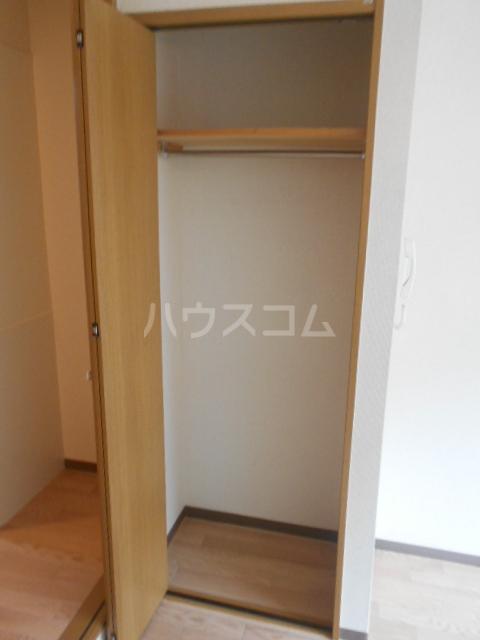 エクシード西院Ⅱ 0203号室の収納