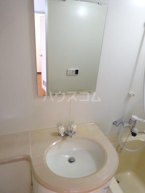 エスポワール西京極 503号室の洗面所