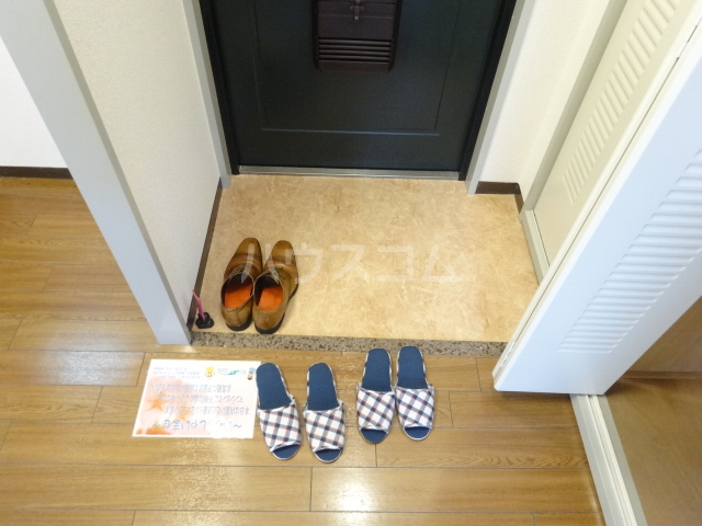 エスポワール西京極 503号室の玄関