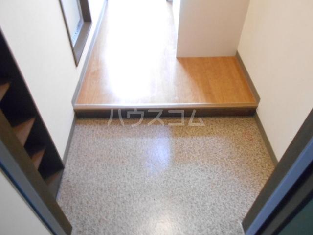 シャンブルN 102号室の玄関