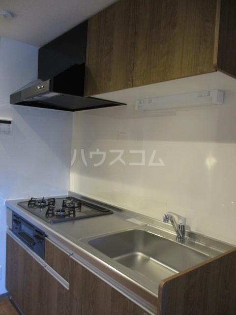リコルテ湘南 304号室のキッチン