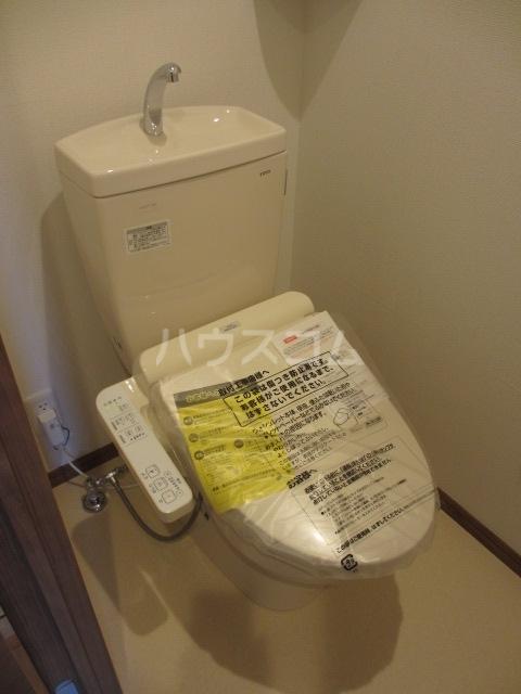 リコルテ湘南 304号室のトイレ