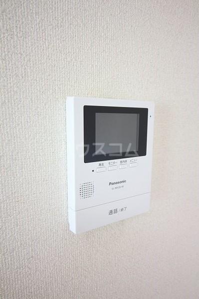 ソフィアK 203号室のセキュリティ