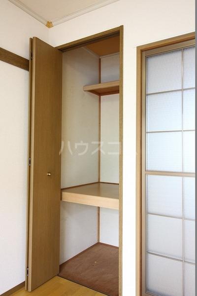 ソフィアK 203号室の収納