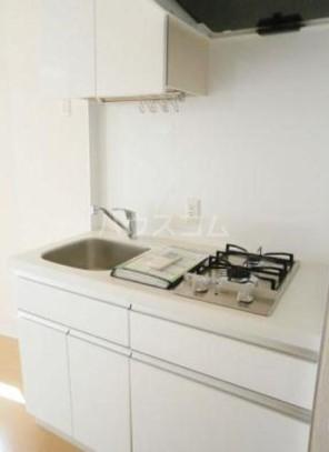 パークアクシス新板橋ウエスト 904号室のキッチン