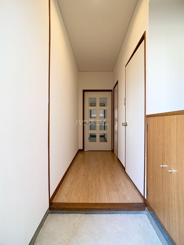 六本松ビル 403号室の玄関