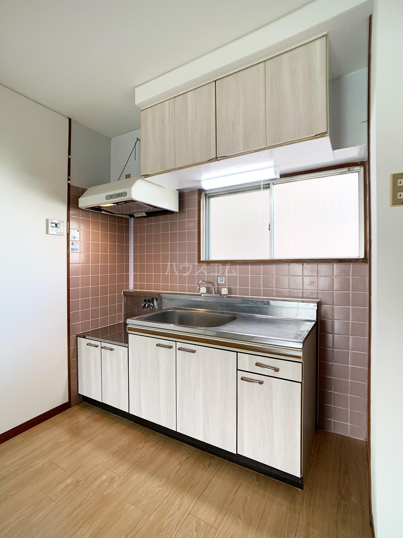 六本松ビル 403号室のキッチン