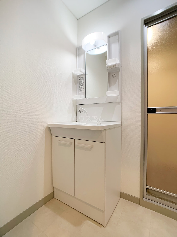 六本松ビル 403号室の洗面所