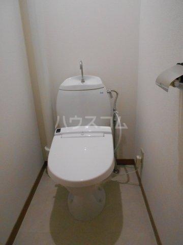 六本松ビル 403号室のトイレ