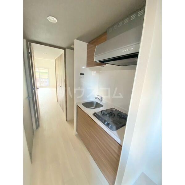 S-RESIDENCE本郷Ⅱ 209号室のキッチン