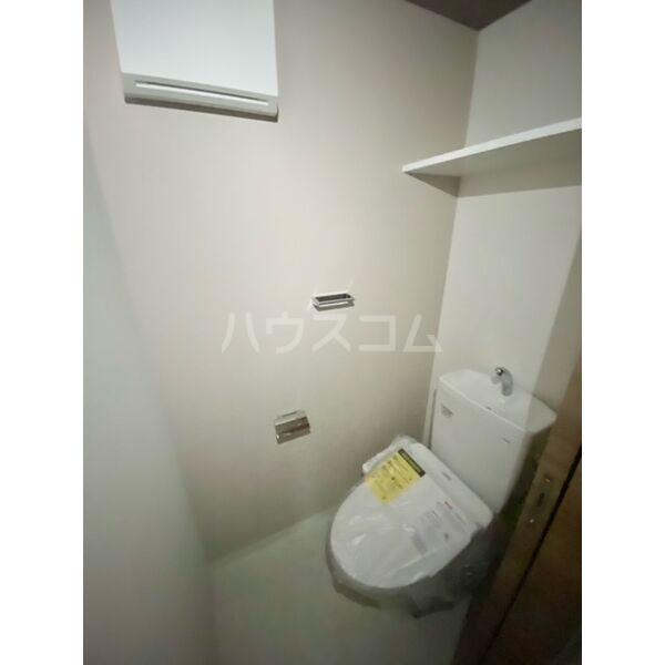 S-RESIDENCE本郷Ⅱ 209号室のトイレ