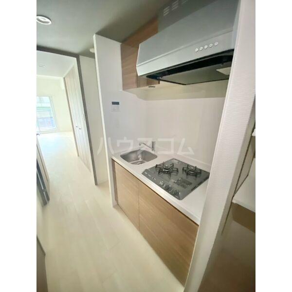 S-RESIDENCE本郷Ⅱ 212号室のキッチン
