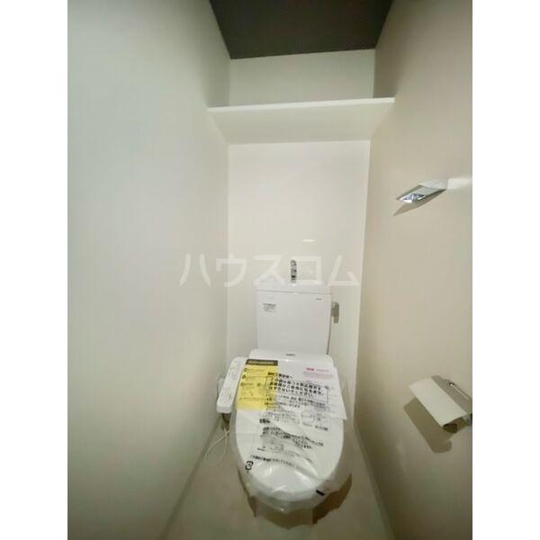 S-RESIDENCE本郷Ⅱ 212号室のトイレ