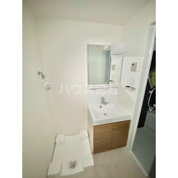 S-RESIDENCE本郷Ⅱ 212号室の洗面所