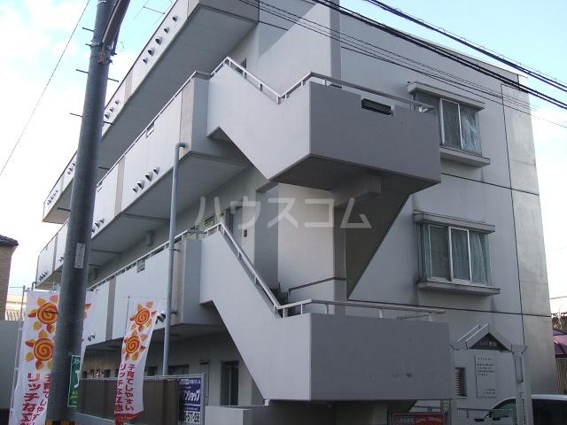 ハイデ野田 0307号室の外観