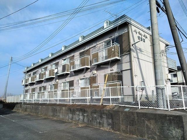 マイシティライフ16番館の外観