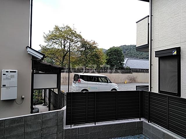 セジュール嵯峨鳥居本 101号室の景色