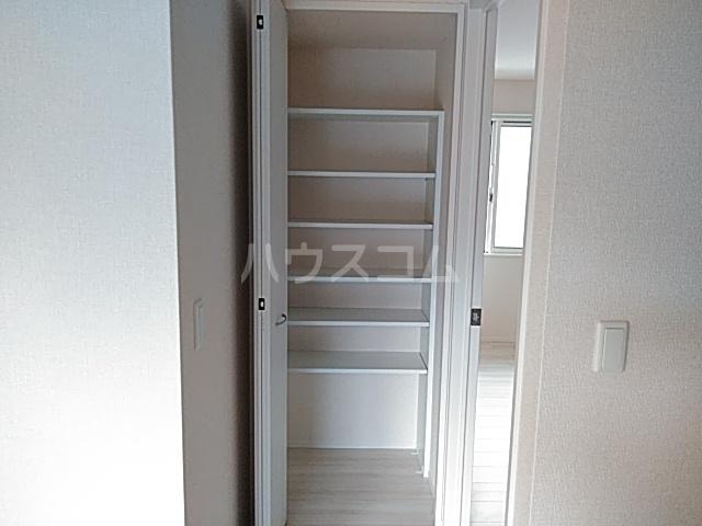 セジュール嵯峨鳥居本 101号室の収納