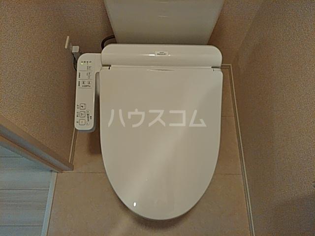 セジュール嵯峨鳥居本 101号室のトイレ