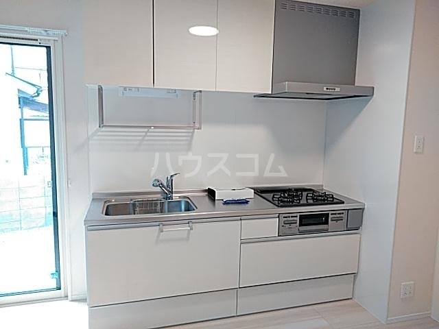 セジュール嵯峨鳥居本 101号室のキッチン