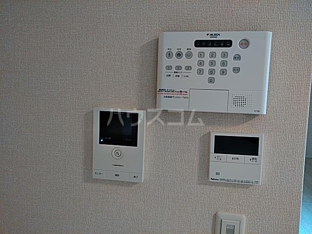 セジュール嵯峨鳥居本 101号室のセキュリティ