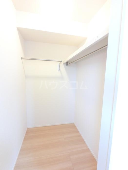アステール高原 302号室の収納