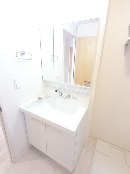 アステール高原 302号室の洗面所