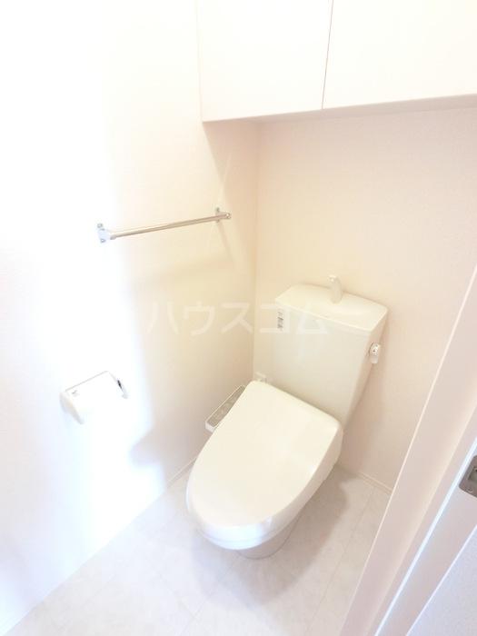 アステール高原 302号室のトイレ