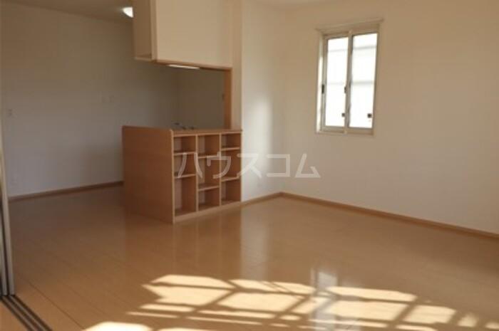 プレミール A 101号室のキッチン